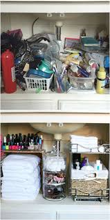 Bathroom Counter Storage Ideas Best 25 Under Bathroom Sink Storage Ideas On Pinterest Bathroom