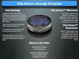 solar powered attic fan overveiw free energy ventilation american