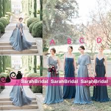 discount different color bridesmaid dresses 2017 different color