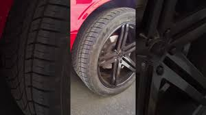 Dodge Challenger Tire Size - 315 35 20 continental dws tires on a 2015 dodge challenger rt