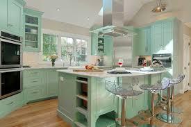 coastal blue kitchen home remodeling magazine