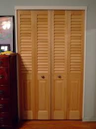 Closet Door Types Bedroom Closet Door Types
