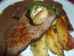 cuisiner la palette de porc palette de porc et sa sauce au beaujolais et parmesan recette