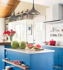 above kitchen cabinet design ideas ideas for decorating above kitchen cabinets better homes