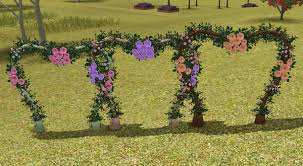 wedding arches in sims 3 my sims 3 wedding arch by