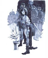 leon and mathilda by eric canete in etienne estorge u0027s leon the
