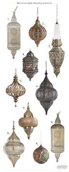 Moroccan Pendant Lights Moroccan Style Hanging Lanterns Moroccan Lighting Hanging