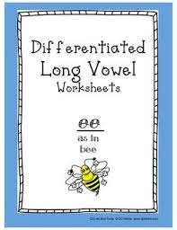 the 25 best long vowel worksheets ideas on pinterest long a