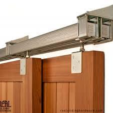 Exterior Sliding Door Track Systems Exterior Barn Doors With Glass Door Hardware Diy Sliding Tractor