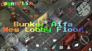 bunker alfa exploring new vault floor coupons last day on