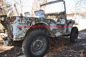 1951 Willys M38 Jeep Classic Military Vehicles