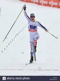 world cup cross country skiing women 4x5 km relay january 24
