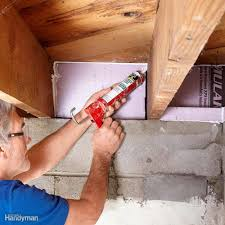 basement finishing tips rigid insulation utility knife and