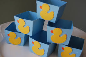 duck candy cups nut cups duck baby shower duck boy baby