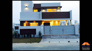 Home Design For 10 Marla In Pakistan by 5 Marla 10 Marla 1 Kanal House Design Plan In Lahore Youtube