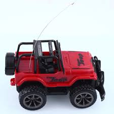 jeep wrangler buggy free shipping 1 24 die casting speed radio remote control model rc