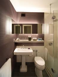 bathroom exciting small pedestal sink with modern toilet and