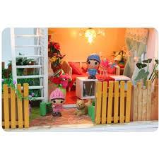 Diy Dream Home by Kit Dollhouse Star Dream House With Garden