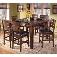 larchmont counter height dining room set signature design by