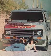 1979 ford budweiser van vk custom ford vans 1975 78