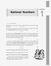 unusual linear equations in one variable worksheets for class 8