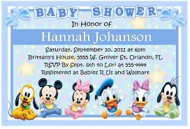 disney baby shower invitations cloveranddot com