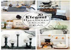 20 Elegant Halloween Decorating Ideas Awesome Elegant Halloween Decor House Beautiful Home Design Pictures