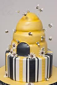 bumblebee cakes bumble bee baby shower cake bearkery bakery