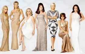 yolanda clothing off housewives real housewives of beverly hills recap dinner and yolanda love