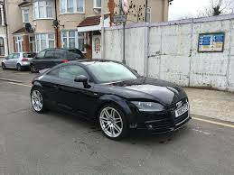 2010 audi tt s line 2 0 tdi diesel quattro manual damaged