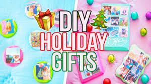 Diy Christmas Presents Cute Holiday Gift Ideas For Youtube Diy Holiday Gifts Cheap U0026 Easy Holidays Diy Pinterest Diy