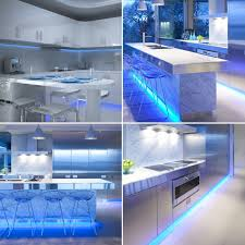 Under Cabinet Kitchen Lighting  Plasma TV LED Strip Sets - Kitchen under cabinet led lighting