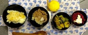 Vegetarian Thanksgiving Dinner Traditional American Vegetarian Thanksgiving Dinner Oryoki Style