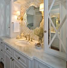 Unique Mirrors For Bathrooms Decorating Unique Bathroom Mirrors Top Bathroom