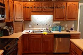 Kitchen Cabinets Pictures How To Paint Your Kitchen Cabinets Using Annie Sloan The Reveal