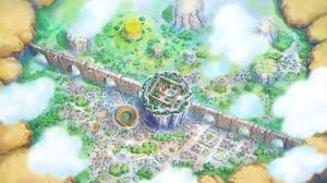 One Piece Map Image Dressrosa Aerial View Png One Piece Wiki Fandom