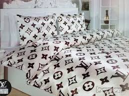 Louis Vuitton Bed Set Louis Vuitton Luxury Bed Set Size 6 Pieces By Luxurybedroom