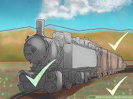 How To Make A Wooden Table Top Jump by How To Build A Model Railroad 13 Steps With Pictures Wikihow