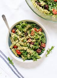 summertime pasta salad recipe cookie and kate