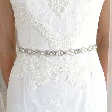 bridal belt and pearl flower wedding belt britten