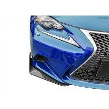lexus isf front bumper for sale lexus is f sport 2013 2016 carbon fiber front bumper splitters