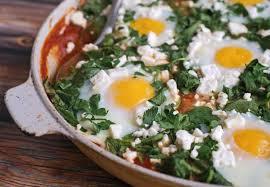 Mediterranean Style Food - mediterranean style shakshuka this mama cooks on a diet