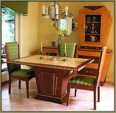 Custom Art Deco Furniture - Art dining room furniture