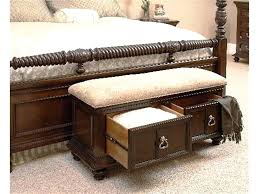 end of the bed bench end of bed bench rolled arm bench
