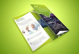brochure templates free indesign free indesign tri fold brochure template free psd indesign ai
