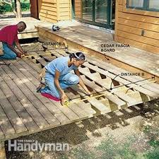 how to build a floor for a house how to build a deck that ll last as as your house family