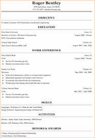 exle of college student resume exle of college resumes exles of resumes