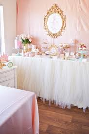 baby girl 1st birthday ideas kara s party ideas royal princess 1st birthday party