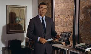 sean connery martini bond u0027s gray flannel suit and u002757 chevy in dr no bamf style