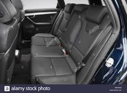 2007 Audi Avant 2007 Audi S4 Avant In Blue Rear Seats Stock Photo Royalty Free